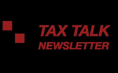 Tax Talk – July 2021